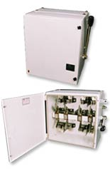 Double Break Combination Fuse Switch Units