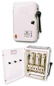 Rewirable Switch Fuse Units
